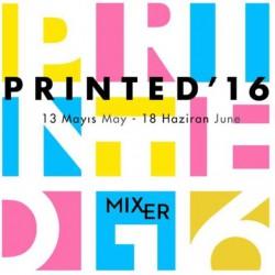 Printed '16